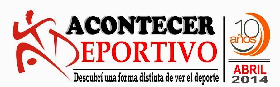 ACONTECER DEPORTIVO TRASLASIERRA