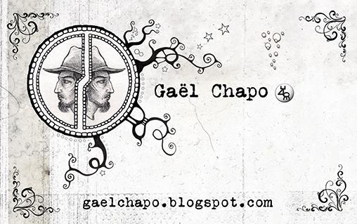 carte de visite gaelchapo