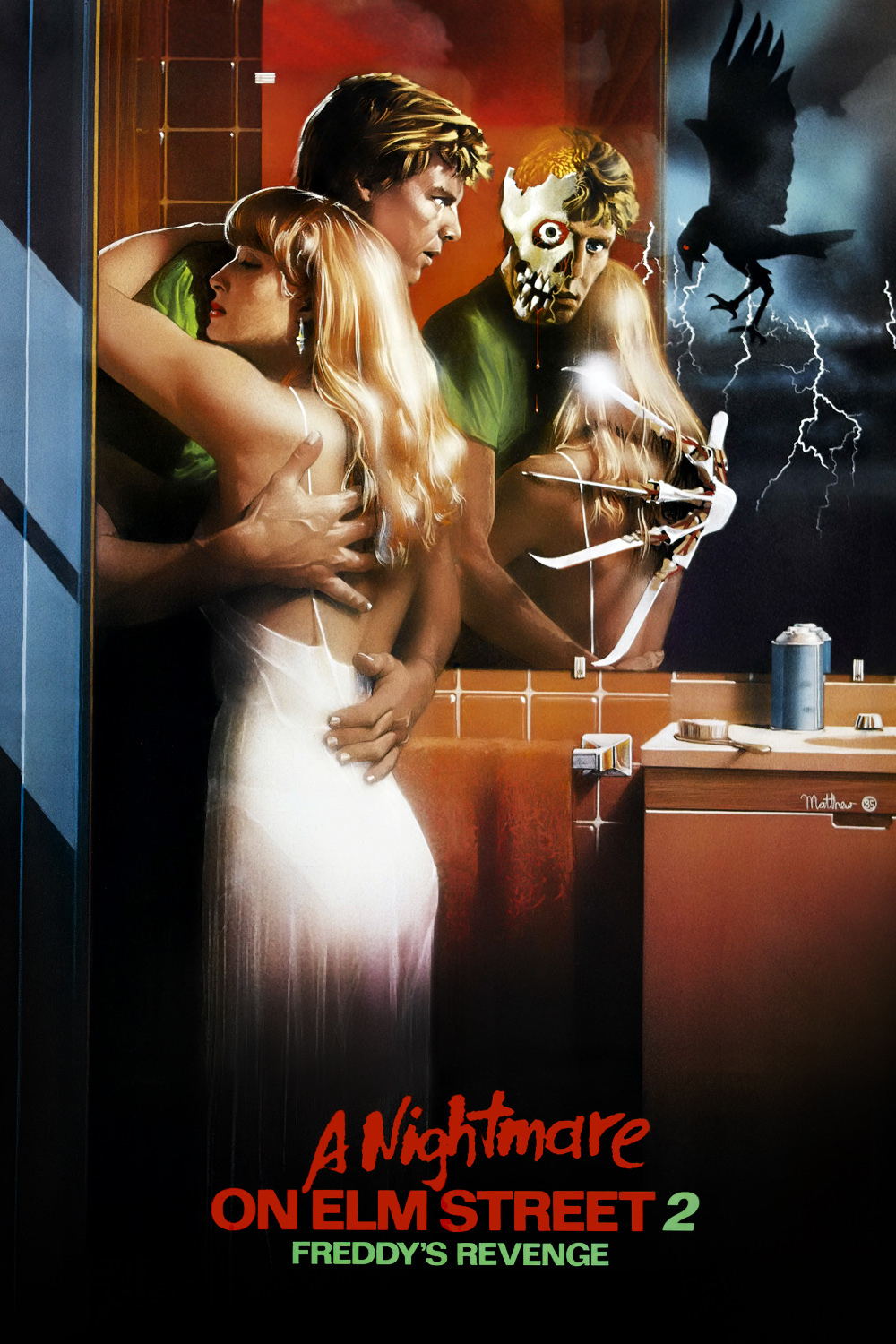 The Films of 1985 A Nightmare on Elm Street 2: Freddy\'s Revenge (1985)