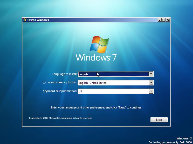 Cara menginstal ulang Windows 7 dengan mudah