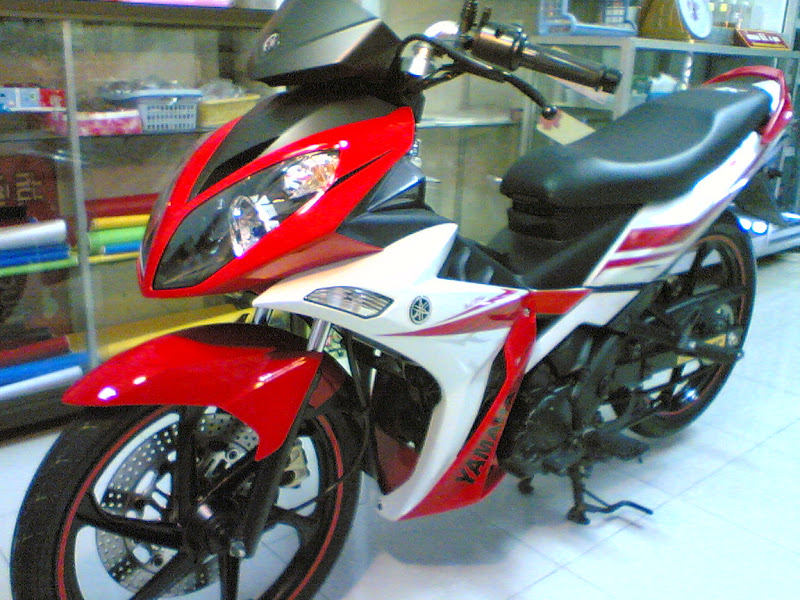 New Jupiter MX 135 Modifikasi 2012 title=