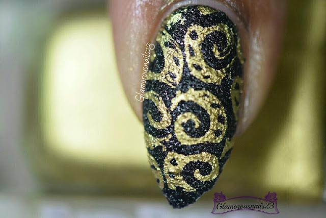 Textured Stamping