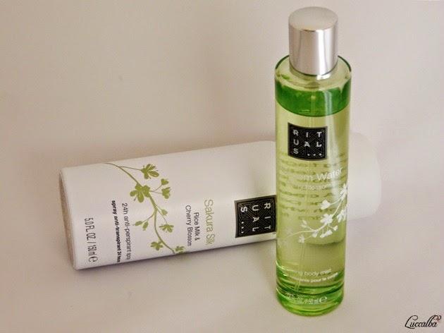 Blossom Water and Sakura Silk