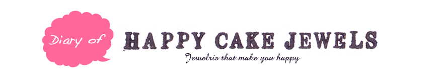 Diary of Happy Cake Jewels (English)