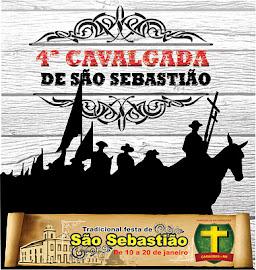 4ª Cavalgada de São Sebastião