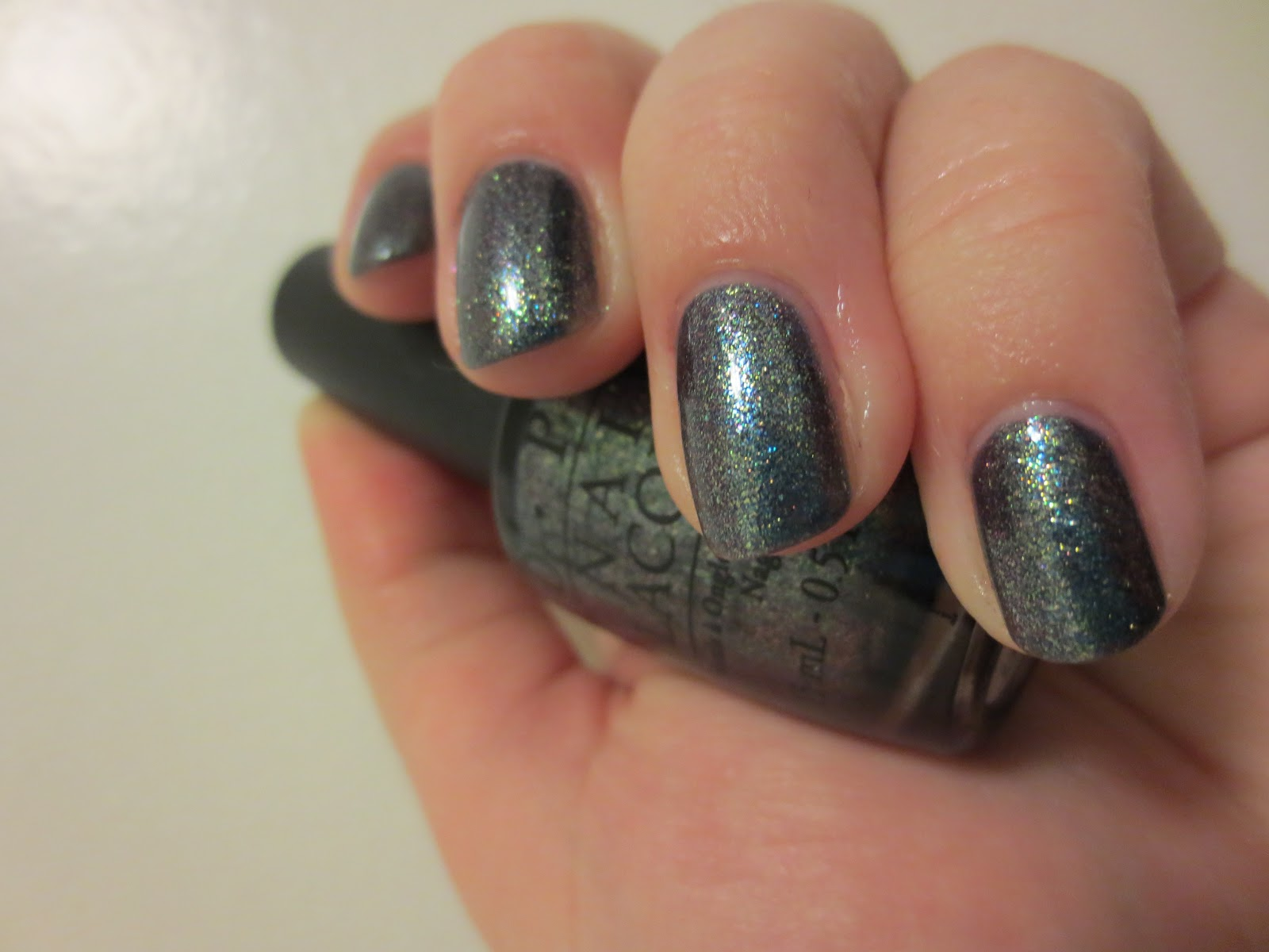 OPI Skyfall Collection 2012