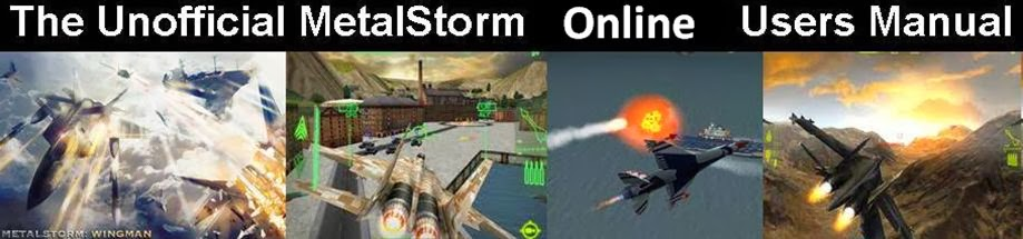 MetalStorm Online User Manual - Unofficial: Tips and Strategy Guide