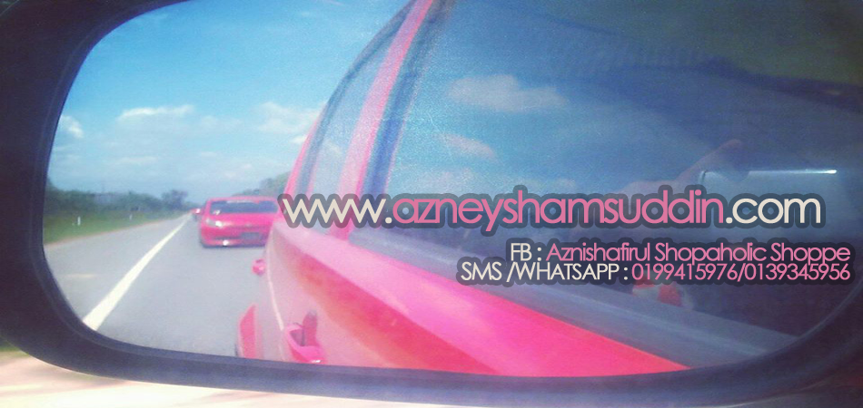 Azney Shamsuddin Blog's