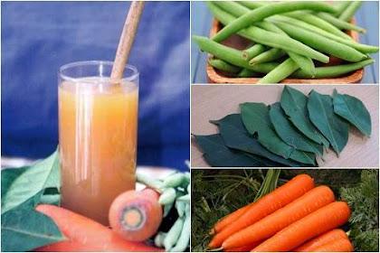 membuat jus sehat dari daun salam