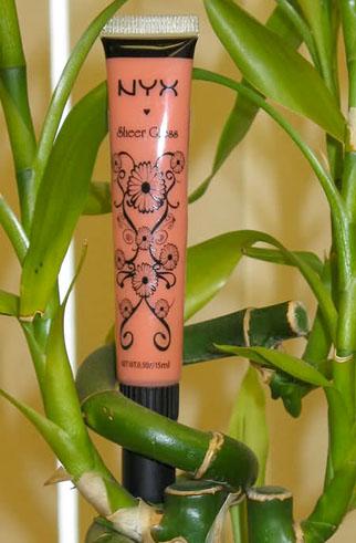 nyx vintage sheer lipgloss