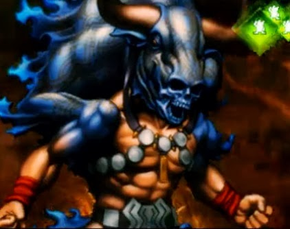 The Minotaur of Naraku