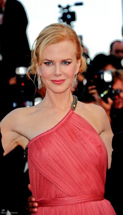 Nicole Kidman - przykład bardzo dobrze dobranego makijażu