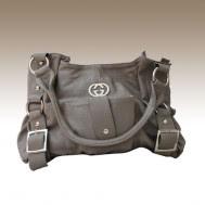 Gucci Grey Hand Bag