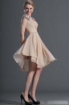 Nette und einfache Kleider für Ihre fünfzehn oder sechzehn Jahre