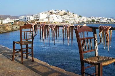 Tradiciones en las islas griegas
