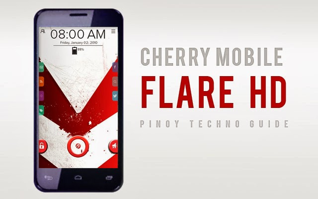 Cherry Mobile HD 'HD ng Bayan'