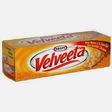 Velveeta Cheese Dip…Clean Eating Style