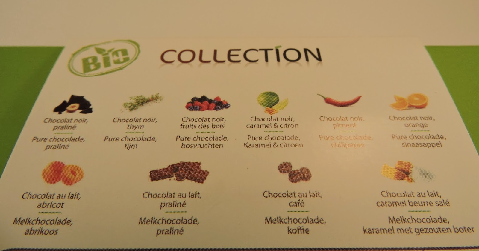 Pralines chocolat Newtree