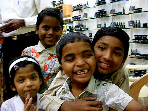 Lush Charity Pot Hand Body Lotion Moisturizer Benefit Indian Kids