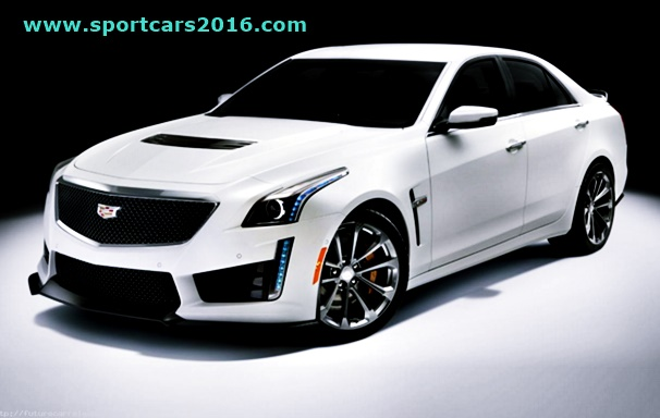 2017 Cadillac CTS-V Coupe