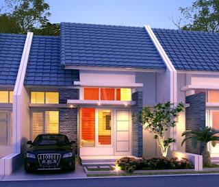 Bentuk Rumah Minimalis  Desain Rumah Minimalis
