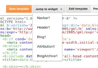 template editor blogger terbaru