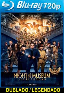 Assistir Uma Noite no Museu 3 – O Segredo da Tumba Dublado 2014