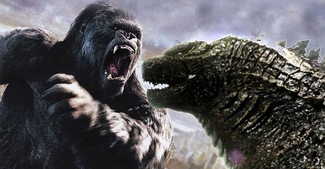 ハリウッド版 キングコング対ゴジラ