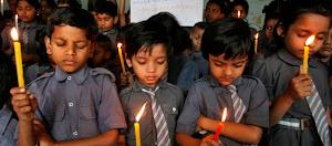 Muxa Luz para Japon y GAIA..