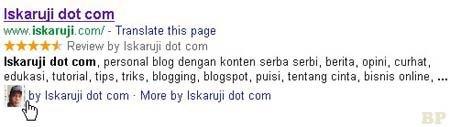 Blogspot Pemula