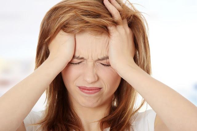 Punca Sakit Kepala Dan Cara Mengatasinya