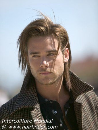 cool haircuts for men 2011. long hairstyles for men 2011.