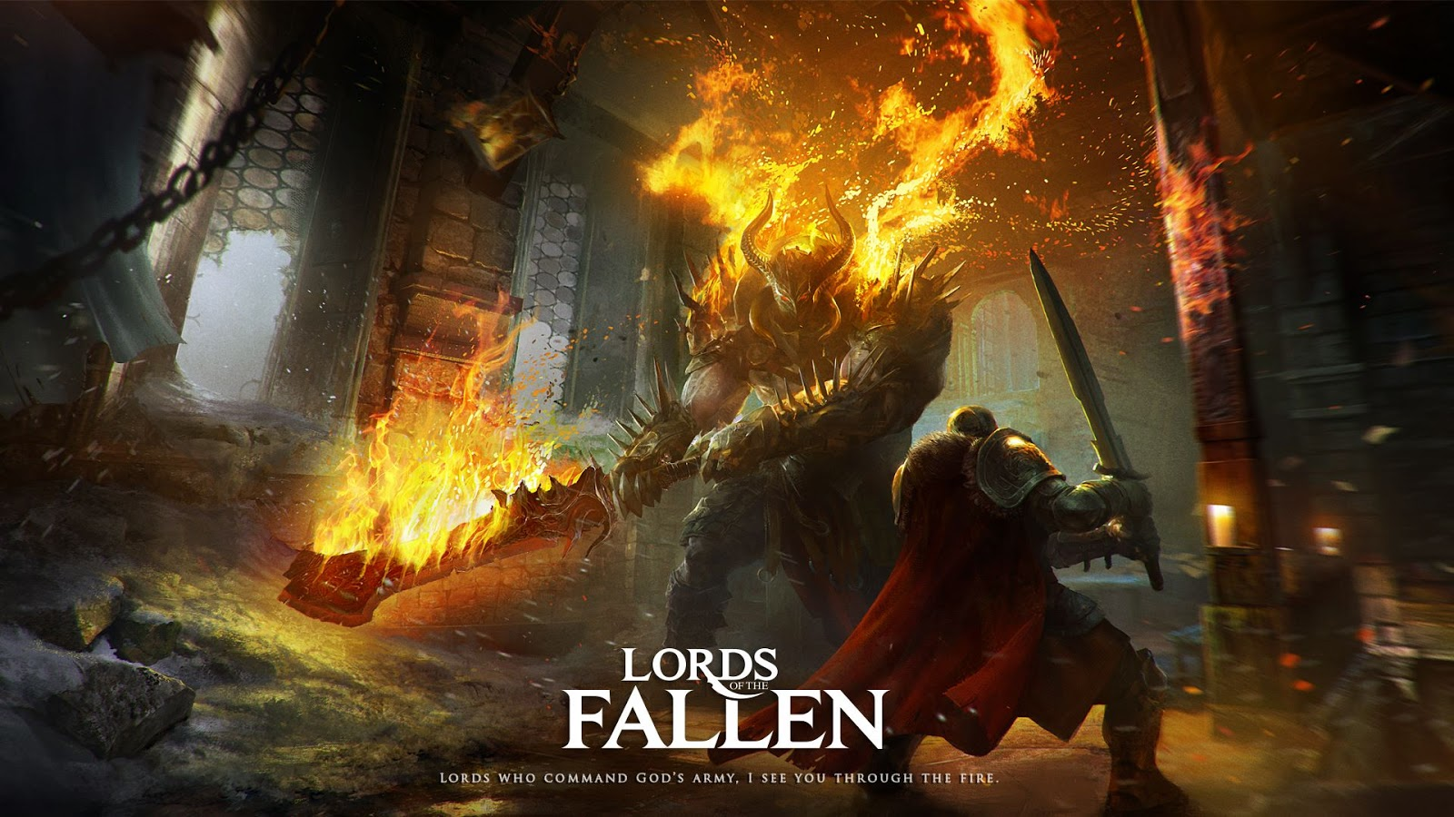 Lords Of The Fallen Game Concept Wallpaper HD  - lords of the fallen game concept wallpapers
