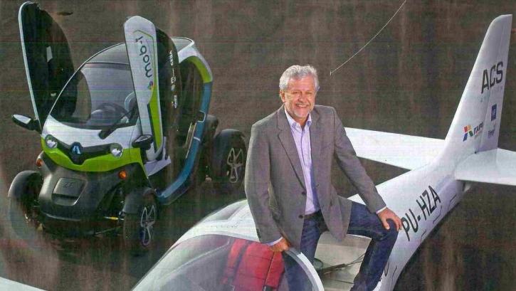 Jorge Samek - Diretor da Itaipu Binacional