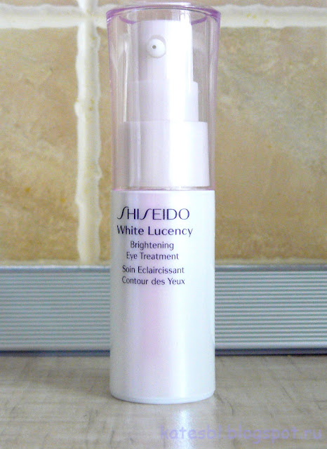 Shiseido White Lucency Brightening Eye Treatment