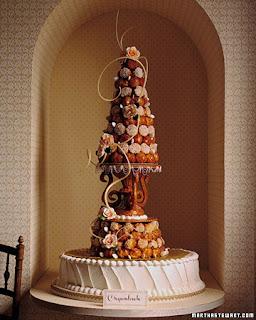 pasteles de boda martha stewart+(2) Pasteles de boda muy originales