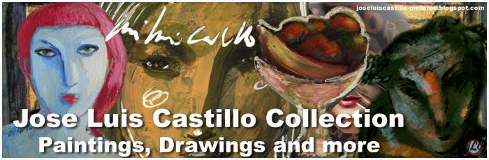 Jose Luis Castillo Collection. Paintings, Drawings and more.