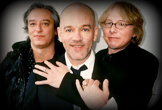 R.E.M. Shutters Fan Club with Low Key 2011 Christmas Single