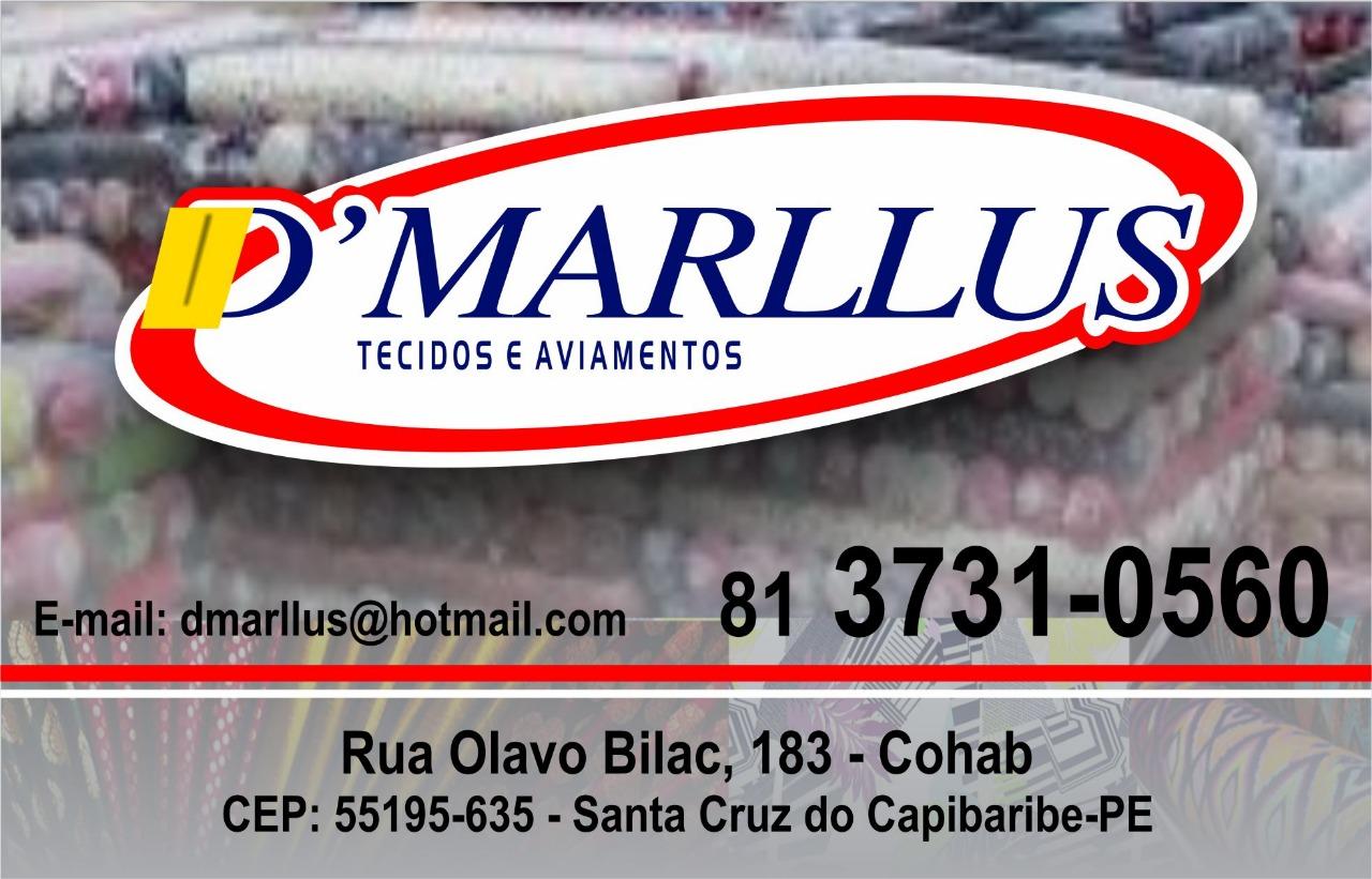 D' MARLLUS TECIDOS E AVIAMENTOS