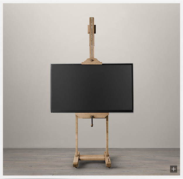 tv easel