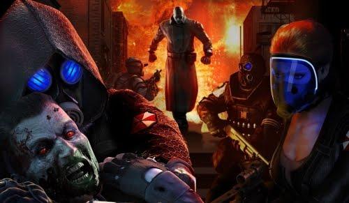 Los Mejores Juegos de Accion para PS3 2012 (PlayStation 3) Resident Evil: Raccoon City