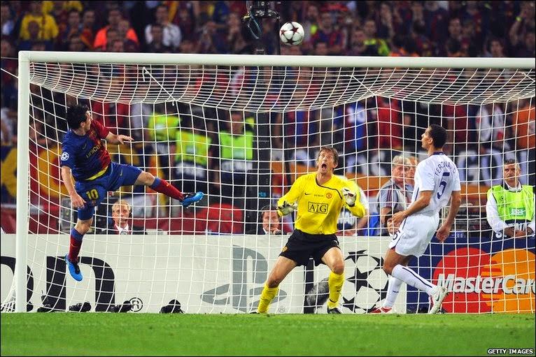 10 khoảnh khắc lịch sử của Messi tại Barcelona
