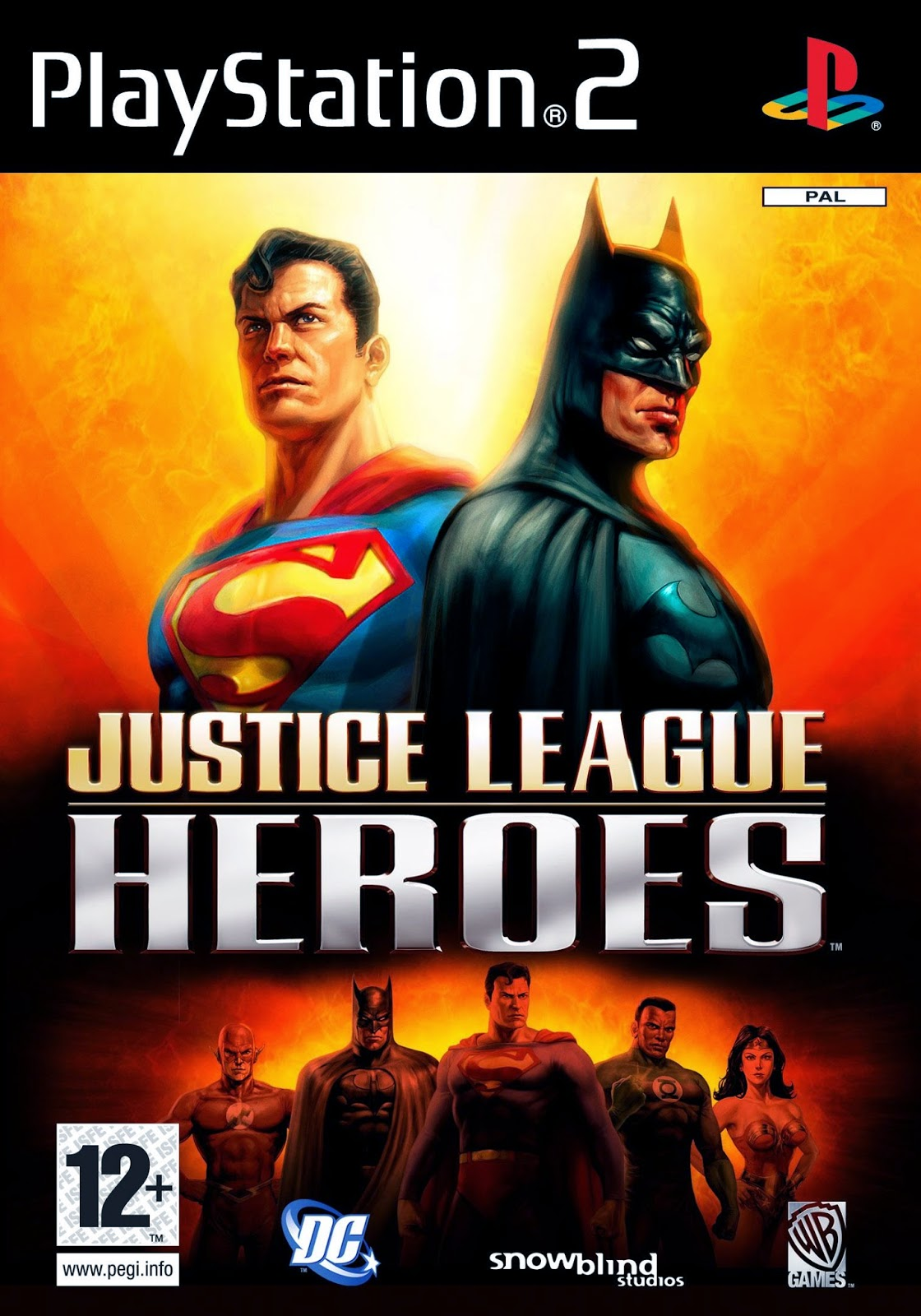 CHEAT JUSTICE LEAGUE HEROES PS2 Bahasa Indonesia