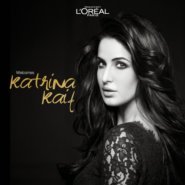 KATRINA KAIF : THE NEW FACE OF L'ORÉAL PARIS image