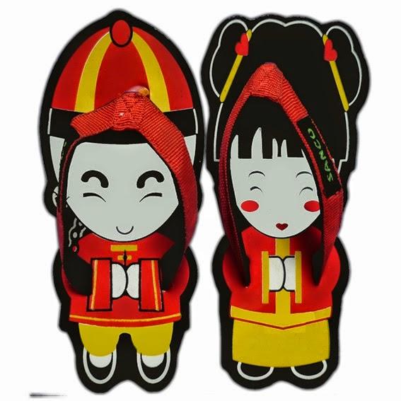 Sandal Sancu Koko & Cici, sandal sancu yogyakarta