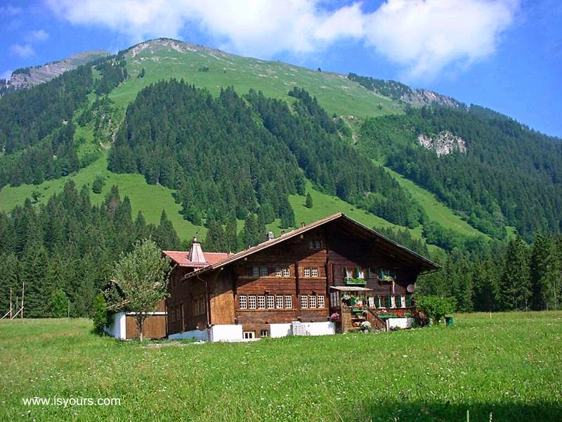 House Villa in Switzerland