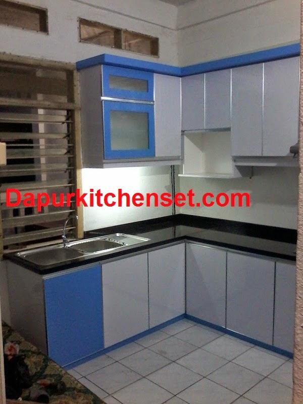 Jasa kitchen set bekasi murah kitchen set murah bagus for Jasa buat kitchen set