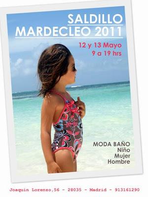 2º Saldillo de Mardecleo! Trajes de baño de niños a precio de saldo