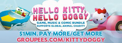hello kitty hello doggy bundle