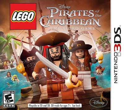 LEGO Pirati dei Caraibi 3DS